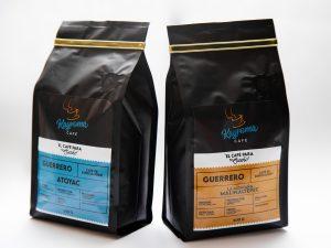 Café en grano Kayroma